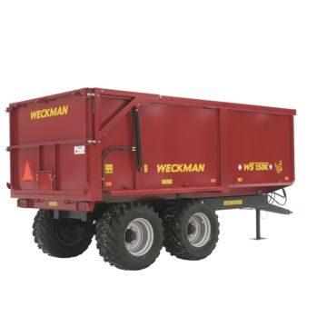 Volumhenger WS-K Weckman