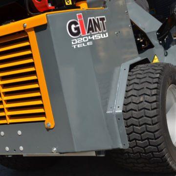 Minilaster D204SW GD Tele Giant