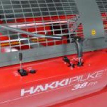 Vedmaskin 38 Pro Hakki Pilke
